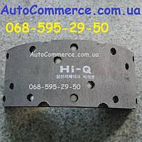 Колодка тормозная передняя, задняя Hyundai HD78, HD65 Хюндай HD (110мм), фото 1
