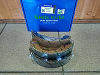 Колодки тормозные задние Daewoo Lanos (Shin Kum)