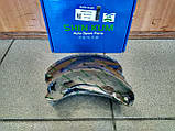 Колодки тормозные задние Daewoo Lanos (Корея), фото 2