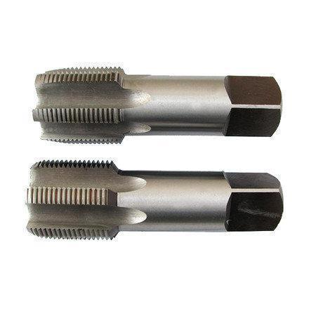 """Метчик трубный машинно-ручной G  3/4"""" комплектный из 2-х штук шлифованный ГОСТ 3266-81"""