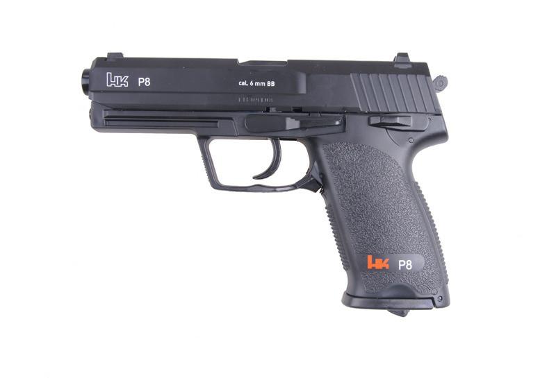 Пістолет Umarex HK P8 CO2