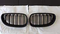 Решетка радиатора BMW E60 M5 E61 ноздри бмв мат м5 Grill