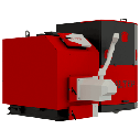 Altep Trio Uni Pellet Plus (КТ-3ЕPG) 80 кВт (горелка+шамот), фото 4