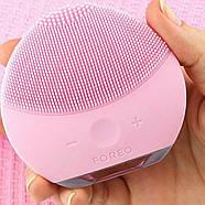 Электрическая очищающая щетка Foreo LUNA Mini 2 для лица, фото 3