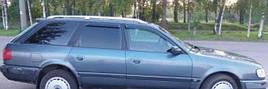 Ветровики, дефлекторы окон Audi 80 Avant (8C,B4) 1991-1996 'Cobra tuning'
