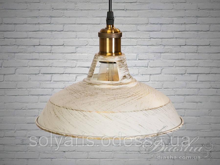 Люстра-подвес светильник в стиле Loft 7586-390-WH-G (39см)