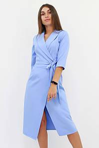 S, M | Вишукане вечірнє плаття на запах Barbara, блакитний