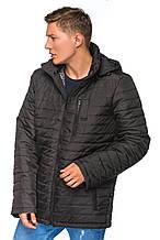 Стьобаний чоловіча демісезонна куртка Ітан