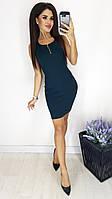 Женское платье,хаки, 42,44,46 р-р.