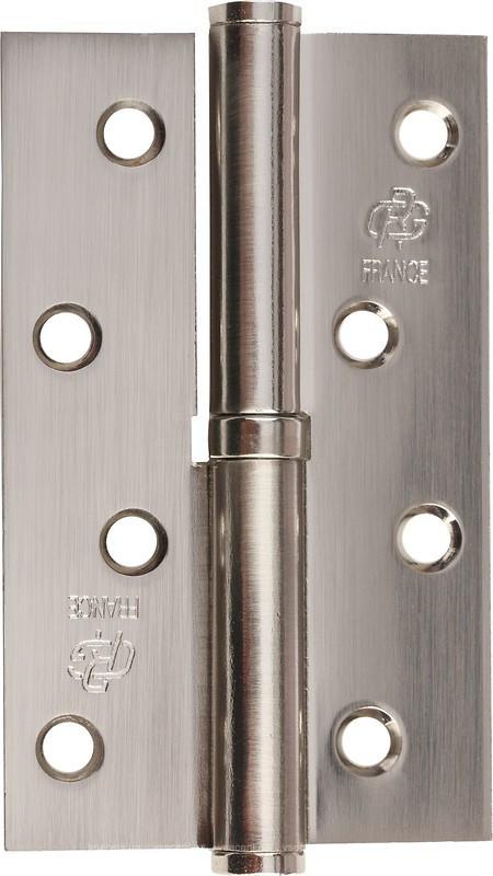 Завіса для дверей врізна h-100 мм L Gavroche (в асортименті)
