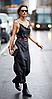 Жіночі ботильони Marco (Польща) чорного кольору. Красиві та комфортні. Стиль: Алессандра Амбросіо, фото 5