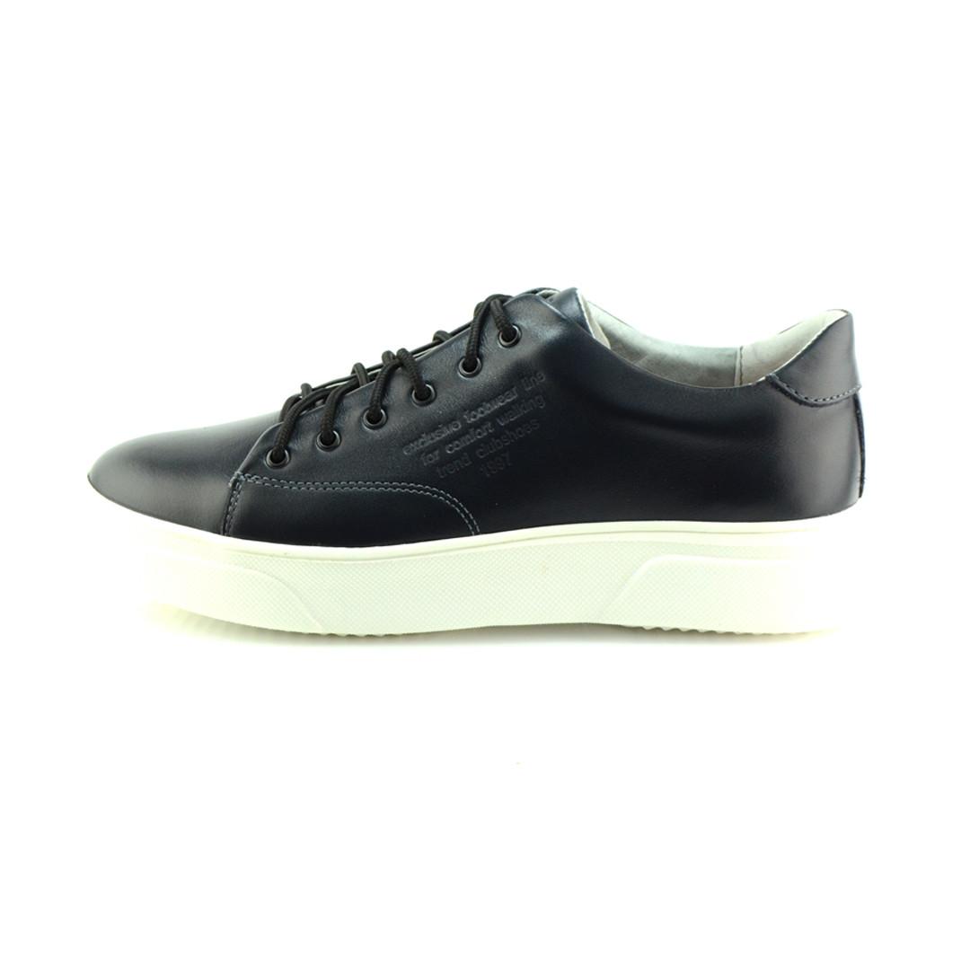 Кеди шкіряні Club shoes 19/5 Comfort 558654 Blue