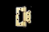 Завіса накладна HB-100 мм MVM (в асортименті), фото 3