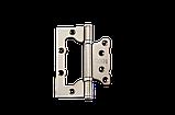 Завіса накладна HB-100 мм MVM (в асортименті), фото 2