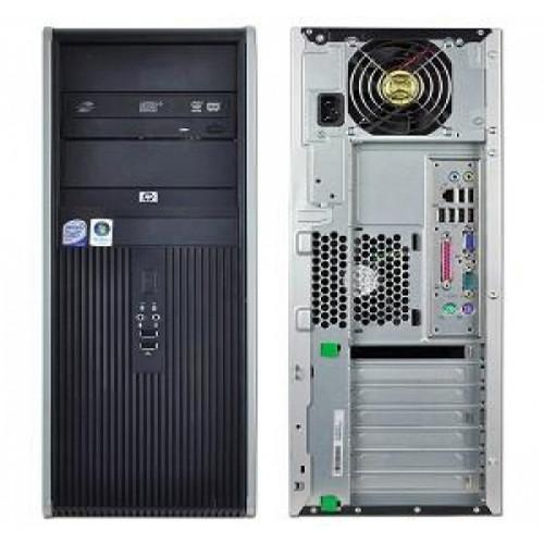HP Compaq dc7900 4 ядра Intel Q6600 2.4, 4 Гб ОЗУ, 500 ГБ HDD