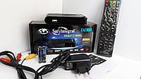 Sat-Integral 5052 T2 MINI цифровой эфирный DVB-T2 ресивер (тюнер Т2)