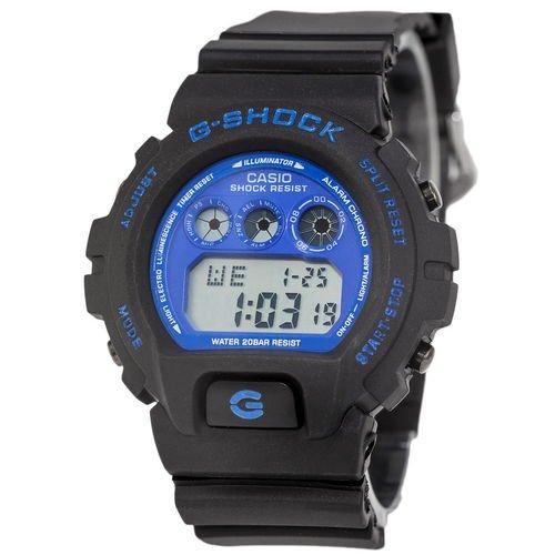 Casio G-Shock DW-6900 Black-Blue