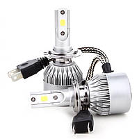 Комплект автомобильных LED ламп C6 H7 5540