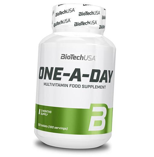 BioTech USA One a Day 100 таблеток