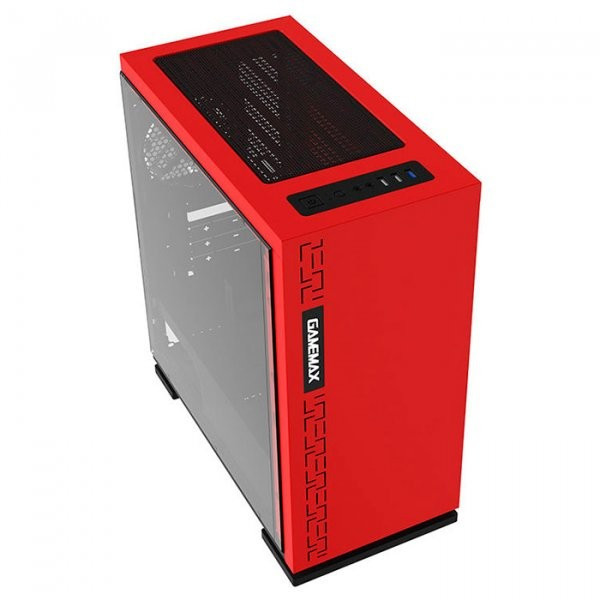 "Корпус GameMax H605 Expedition Red (EXPEDITION RD) ""Over-Stock"""