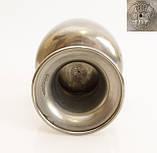Коллекционный оловянный бокал, пищевое олово, Германия, 200 мл, фото 8