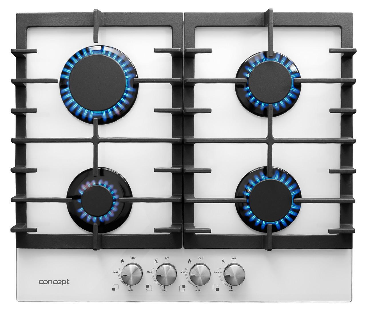 Газовая варочная поверхность Concept PDV7060wh Чехия