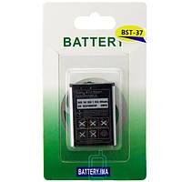 АКБ (Аккумулятор, Батарея) для Sony Ericsson BST-37 900 mAh K705i, W810i, Z300i A класс