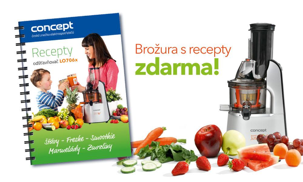 Соковыжималка Concept LO-7067 Чехия