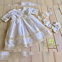 """Крестильное платье """"Вентура"""", фото 1"""