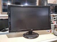 Монитор AOC 2436VWA Black