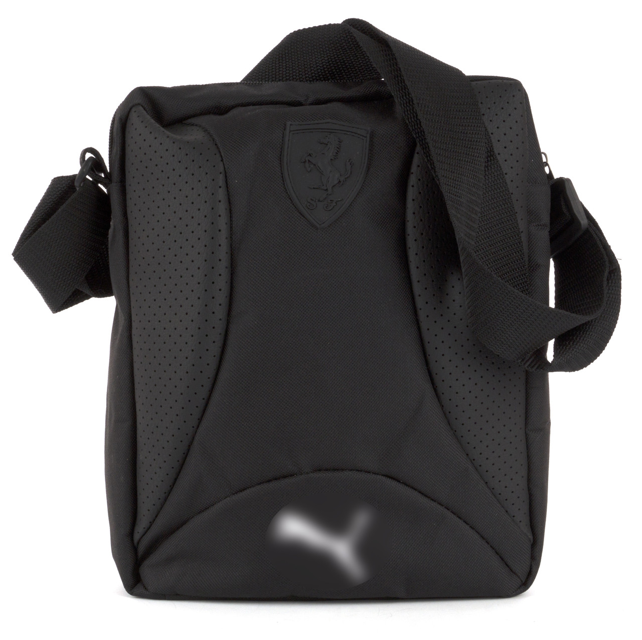 Стильная прочная мужская тканевая сумка  art. 41-1