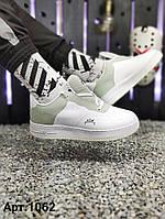 Мужские кроссовки Nike Air Force 1 Low Just Do It (ТОП РЕПЛИКА ААА+), фото 1