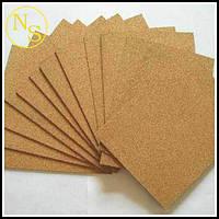 Пробковый лист 940х640мм мелкозернистый 5мм TM Arizona, фото 1