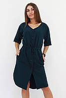 S, M, L / Жіноче повсякденне плаття Elison, зелений