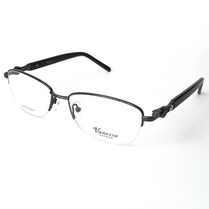 Оправа для окулярів, жіноча, металева, Vanessa