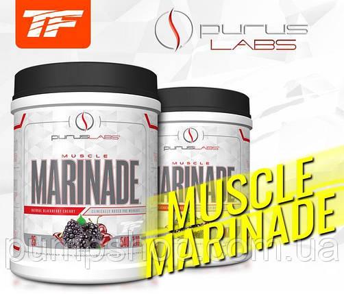 Предтренировочный комплекс Purus Labs Muscle Marinade 25 порц., фото 2