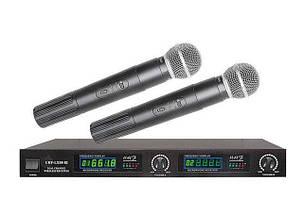 Беспроводной микрофон с усилителемShure LX-88, фото 2