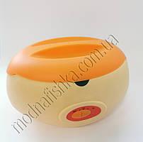Парафиноплав (парафиновая ванночка / парафинотопка) SIMEI-507 для рук и ног (оранжевый)