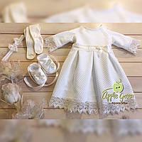"""Платье для крещения """"Вива-Айка"""", фото 1"""