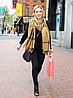 Жіночі туфлі Steizer (Польща) чорного кольору. Красиві та комфортні. Стиль: Хіларі Дафф, фото 4