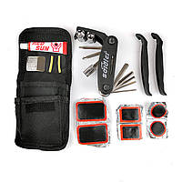 Набор инструментов ремкомплект Soldier в сумочке