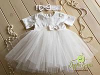 """Крестильное платье """"Джейн"""""""