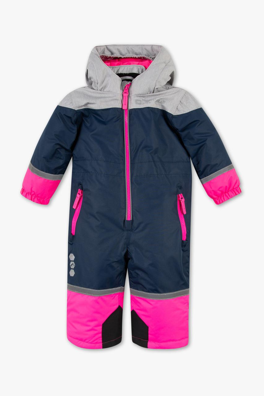 Зимний лыжный комбинезон для девочки C&A Rodeo Германия Размер 74