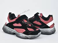 Кроссовки детские Violeta 200-92K black-red (25-30) - купить оптом на 7км в одессе