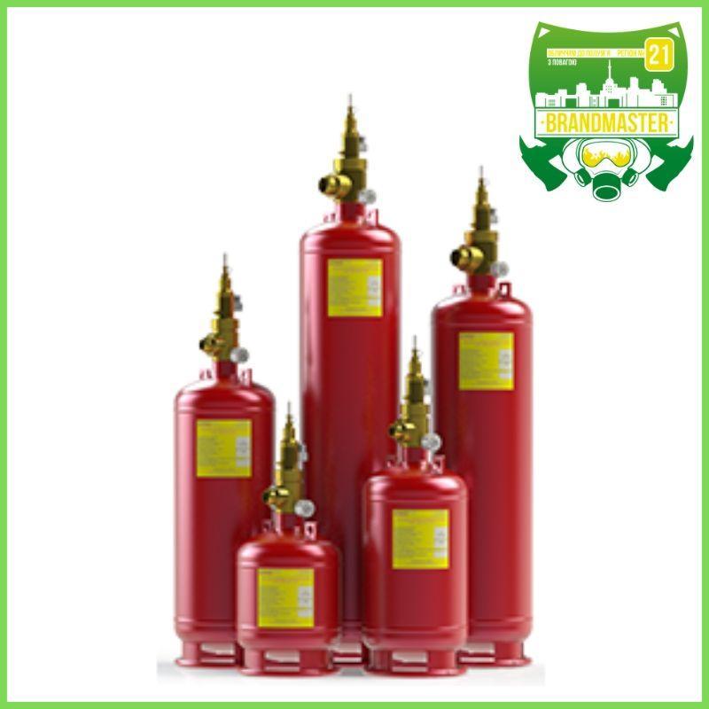 """Система газового пожежогасіння """"Імпульс 1230"""" Brandmaster, фото 1"""