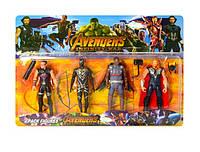 Набор супергероев Мстители Marvel