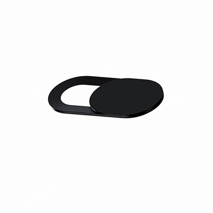 Защитная шторка (наклейка) для веб-камеры - Черная