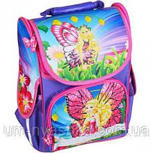 Качественный школьный рюкзак коробка ортопедический SMILE
