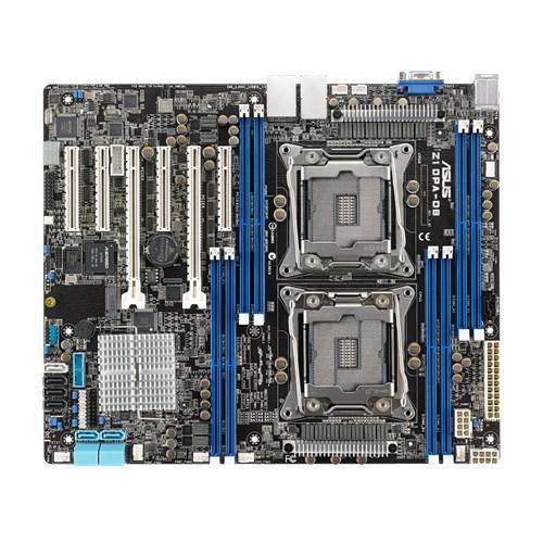 "Материнская плата ASUS Z10PA-D8  2xSocket 2011-3 DDR4 ""Over-Stock"" Б/У"
