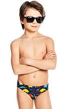 Детские плавки для мальчика Nirey Италия BP081702 Синий